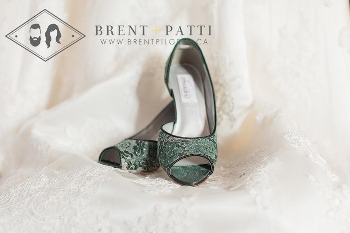 green_wedding_shoes_toronto